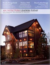 ARCHITECTURE LEADER TODAY June2011, USA