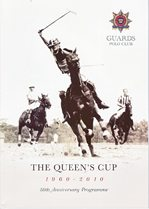 Guards Polo Club The Queen's Cup 1960-2010 50th Anniversary Programme (UK)