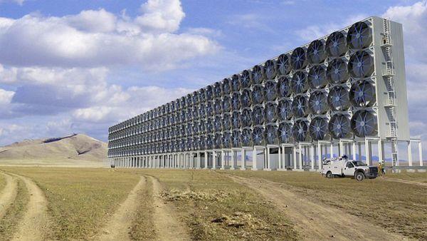Carbon plant
